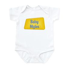 Baby Myles Infant Bodysuit