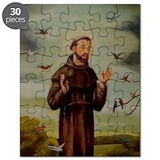 St.Francis-lg Puzzle