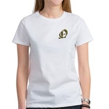Phyllis Initial Q (pkt) Tee