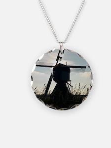 Dutch_Windmill Necklace