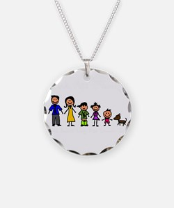 ass family Necklace