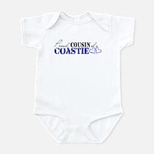 Proud Cousin of a Coastie Infant Bodysuit