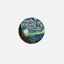 Roselles Mini Button