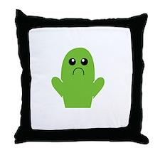 hugCactus4 Throw Pillow