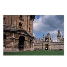 EUROPE, England, Oxford U Postcards (Package of 8)