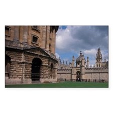 EUROPE, England, Oxford Univer Decal