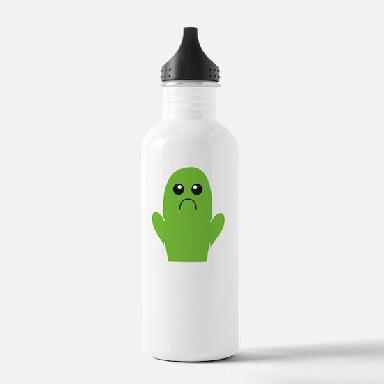 hugCactus2 Water Bottle