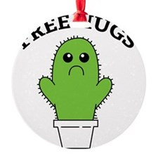 hugCactus3 Ornament
