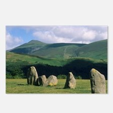 England, Castlerigg Stone Postcards (Package of 8)