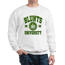 BLUNTS_UNIVERSITYa3d Sweatshirt