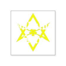 "BabalonSun-10x10 Square Sticker 3"" x 3"""