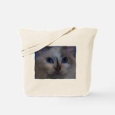 Funny Balinese Tote Bag