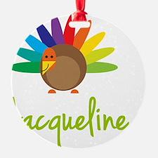 Jacqueline-the-turkey Ornament