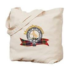 Macpherson Clan Tote Bag