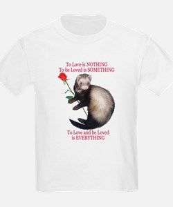 To Love is NOTHING Kids T-Shirt
