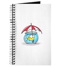 fish and umbrella Journal