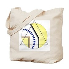 mystictriangles Tote Bag