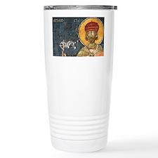 Holy Gracanica Monastery, Churc Travel Mug