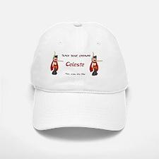 isa_cup_2011 Baseball Baseball Cap