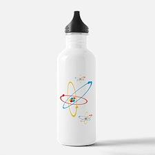 ATOMS Sports Water Bottle