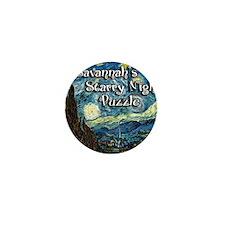 Savannahs Mini Button