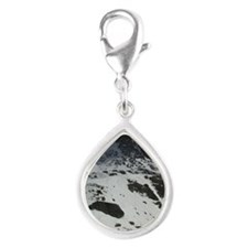 Tatry Silver Teardrop Charm