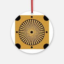 Crop Circle Ornament (Round)