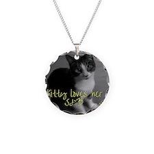 kitty love sb Necklace
