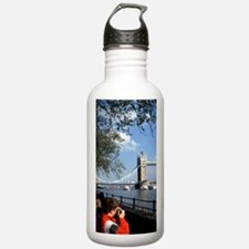 Tourists at Famous Tow Water Bottle