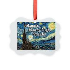 Shanes Ornament