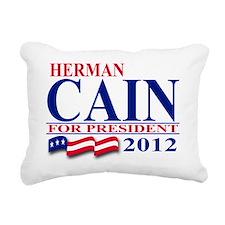 herman cian Rectangular Canvas Pillow