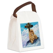 Messianic Art Canvas Lunch Bag