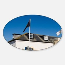 Southernmost tip of England Lands E Decal