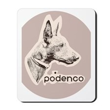 podenco Mousepad