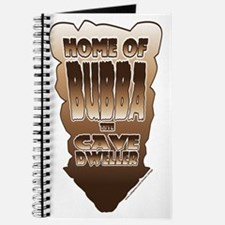 Bubba the Cave Dweller Journal