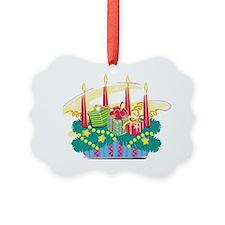 xmas centerpiece Ornament