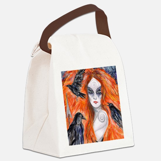 morrigancrop Canvas Lunch Bag