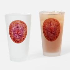 Quan Yin 2 Drinking Glass