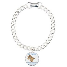 PonyArrive_Blue Bracelet