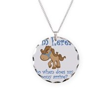 PonyArrive_Blue Necklace