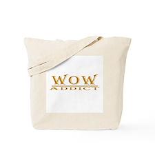 WoW Addict Tote Bag