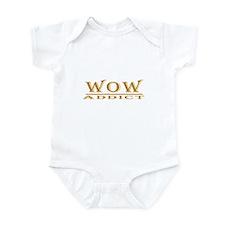 WoW Addict Infant Bodysuit