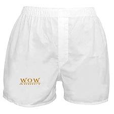 WoW Addict Boxer Shorts