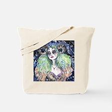 Iriscrop Tote Bag