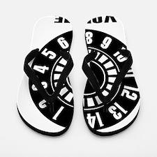 volumeMeter1 Flip Flops
