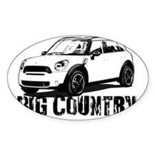 Big Country copy Decal