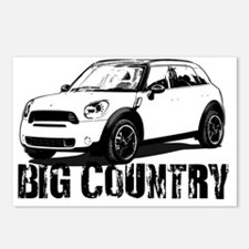Big Country copy Postcards (Package of 8)