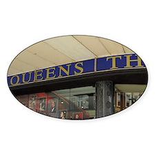 Queen's Theatre. Decal