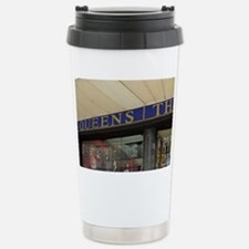Queen's Theatre. Stainless Steel Travel Mug