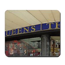 Queen's Theatre. Mousepad